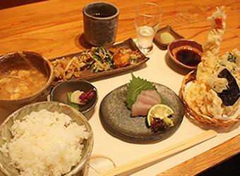 旬菜楽膳 蜻蛉(かげろう)