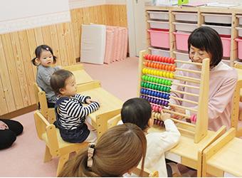 TOEベビーパーク 帝塚山教室