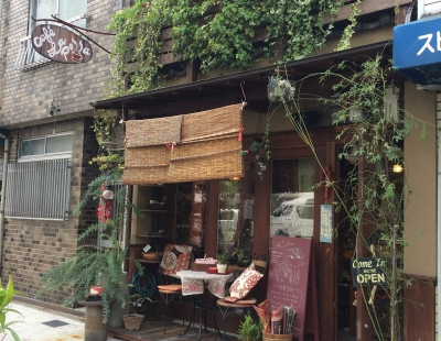 【閉店】Café La Possa(カフェ ラ ポッサ)