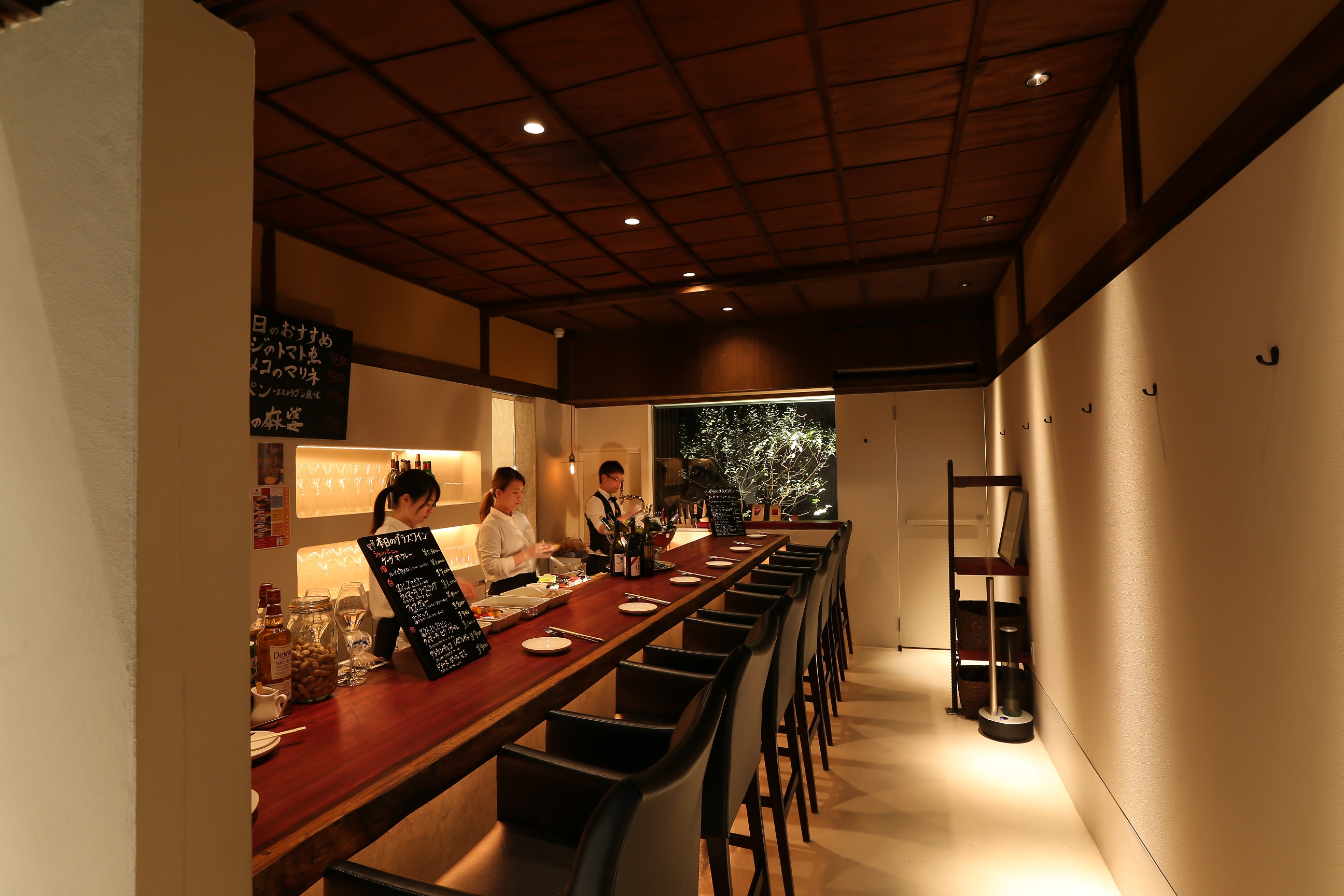 Wine&Dining bar Terrazzi(テラッチ)