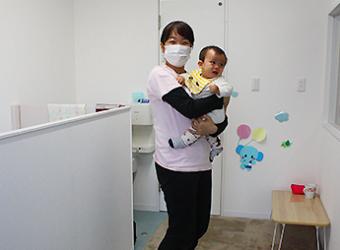 病児対応型保育所ピーチランド